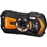PENTAX 防水デジタルカメラ Optio WG-2GPS (シャイニーオレンジ) OPTIOWG-2GPSOR