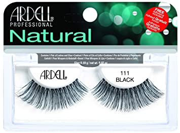 9d9b0e0fd68 Amazon.com : Ardell Fashion Lashes Pair - 111 : Beauty