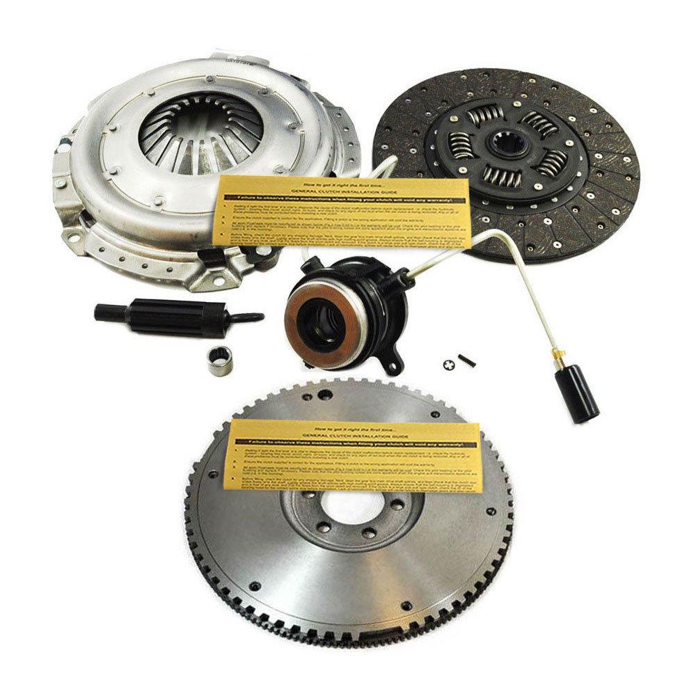 Amazon.com: LUK CLUTCH KIT+SLAVE+HD FLYWHEEL 89-90 JEEP COMANCHE CHEROKEE WRANGLER 4.0L 4.2L: Automotive