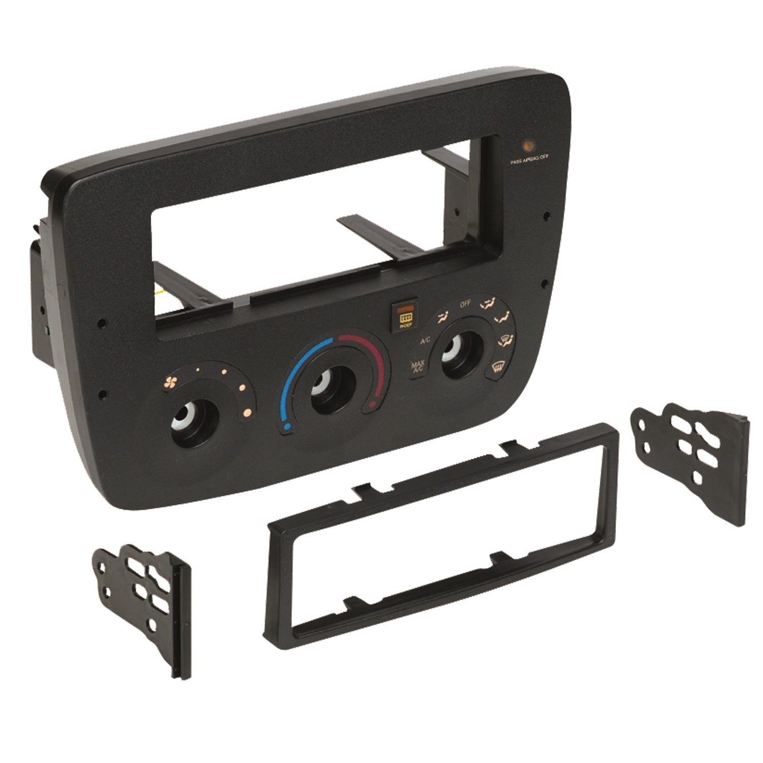 Metra 99-5717 Taurus/Sable 04-07 Dash kit