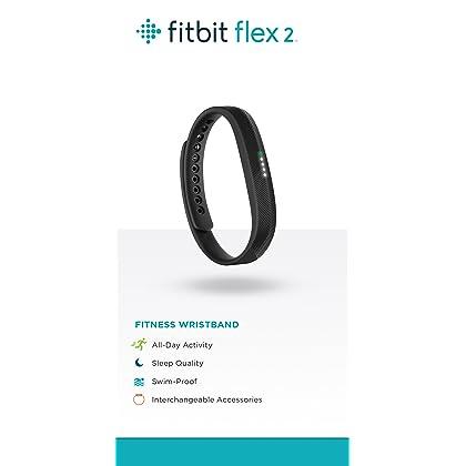 Fitbit Flex 2, Black (US Version)
