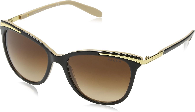 Ralph Lauren RALPH BY 0Ra5203 Gafas de sol, Black Nude, 54 ...