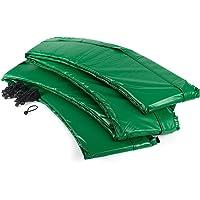 Ampel 24 trampoline randafdekking, passend voor trampoline Ø 305 cm, scheurbestendige veerafdekking en groene UV…