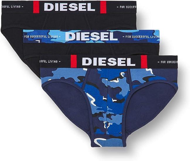 TALLA XS. Diesel - Calzoncillos para Hombre UMBR-ANDRETHREEPACK,(pack de 3)