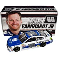 $199 » AUTOGRAPHED 2017 Dale Earnhardt Jr. #88 Nationwide Racing FINAL FULL-TIME CAR (Retirement Season) Rare Signed Lionel 1/24…