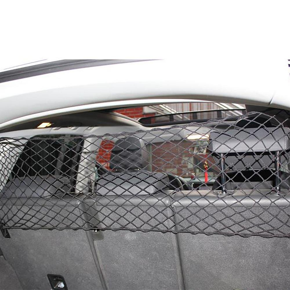 LPY-Pet Net Vehicle Safety Mesh Dog Barrier SUV / Car / Truck / Van - Fits Behind Front Seats by Car pet supplies (Image #3)