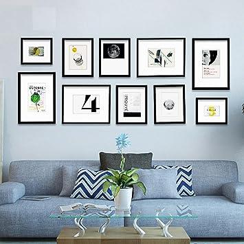 Y Zh Exquisite Geschenk Wohnzimmer Gross Foto Wand Einfach Solide