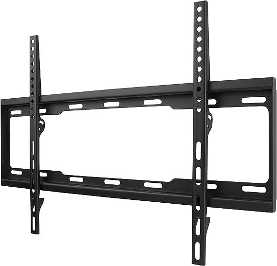 """One For All WM2611, Soporte de pared para TV de 32 a 84"""" Fijo,Peso máx. 100kg, Para todo tipo de TVs LED, LCD, Plasma, negro"""