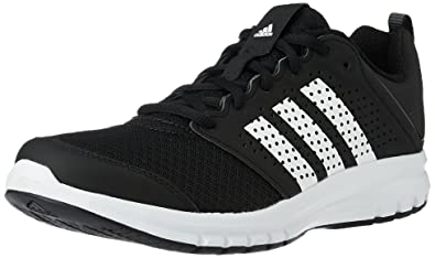 a18c4d372a677f ... best price adidas mens madoru 11 m cblack ftwwht and cblack running  shoes 8 uk 97916