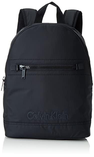 black Backpack Bag Calvin Jeans Black Metro Shoulder Klein Men's wvF8RFq