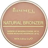 Natural Bronzer de Rimmel London Sun Light SPF15 021, 14g