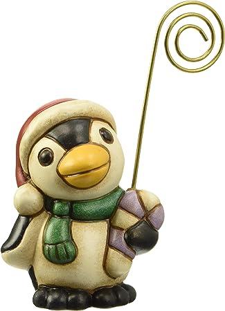 Addobbo Natale Thun Teddy Angelo Pinguino Cuore prezzo a pezzo