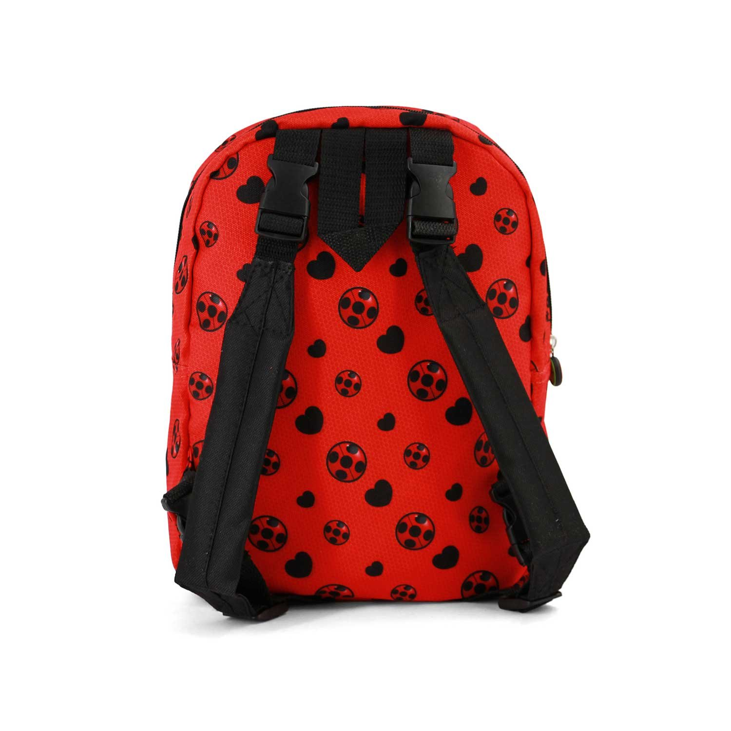 Karactermania Ladybug Split - Mochila infantil reversible, 31 cm, Multicolor: Amazon.es: Equipaje