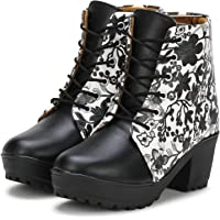 FASHIMO Beautiful Classic Look Ankle Lenght Boot