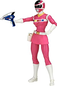 Power Rangers In Space 6.5-Inch Pink Ranger Legacy Figure