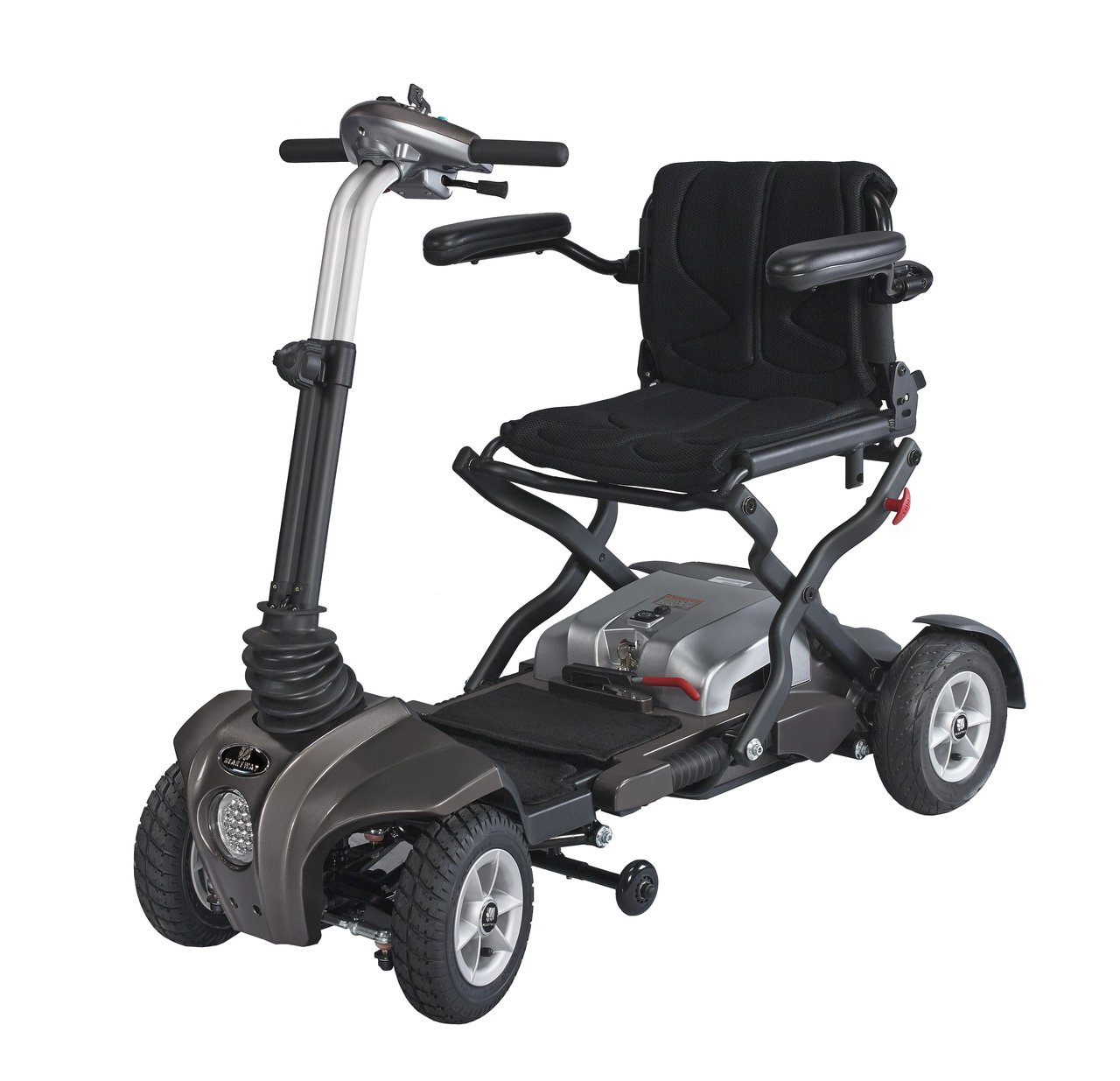 Amazon.com: Passport-S19 Power Chair with 24v 11.5Ah Lithium ...