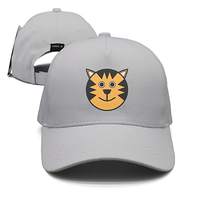 Pattern Automatic Cat Feeder Snapback Hat Adjustable Best Cap at Amazon  Men s Clothing store  01a43b2b3231