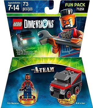 LEGO Dimensions: Team Fun Pack: Lego Dimensions: Team Fun Pack ...