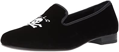 e586e1b41e6 Polo Ralph Lauren Men s Willard Loafer Black 7 ...