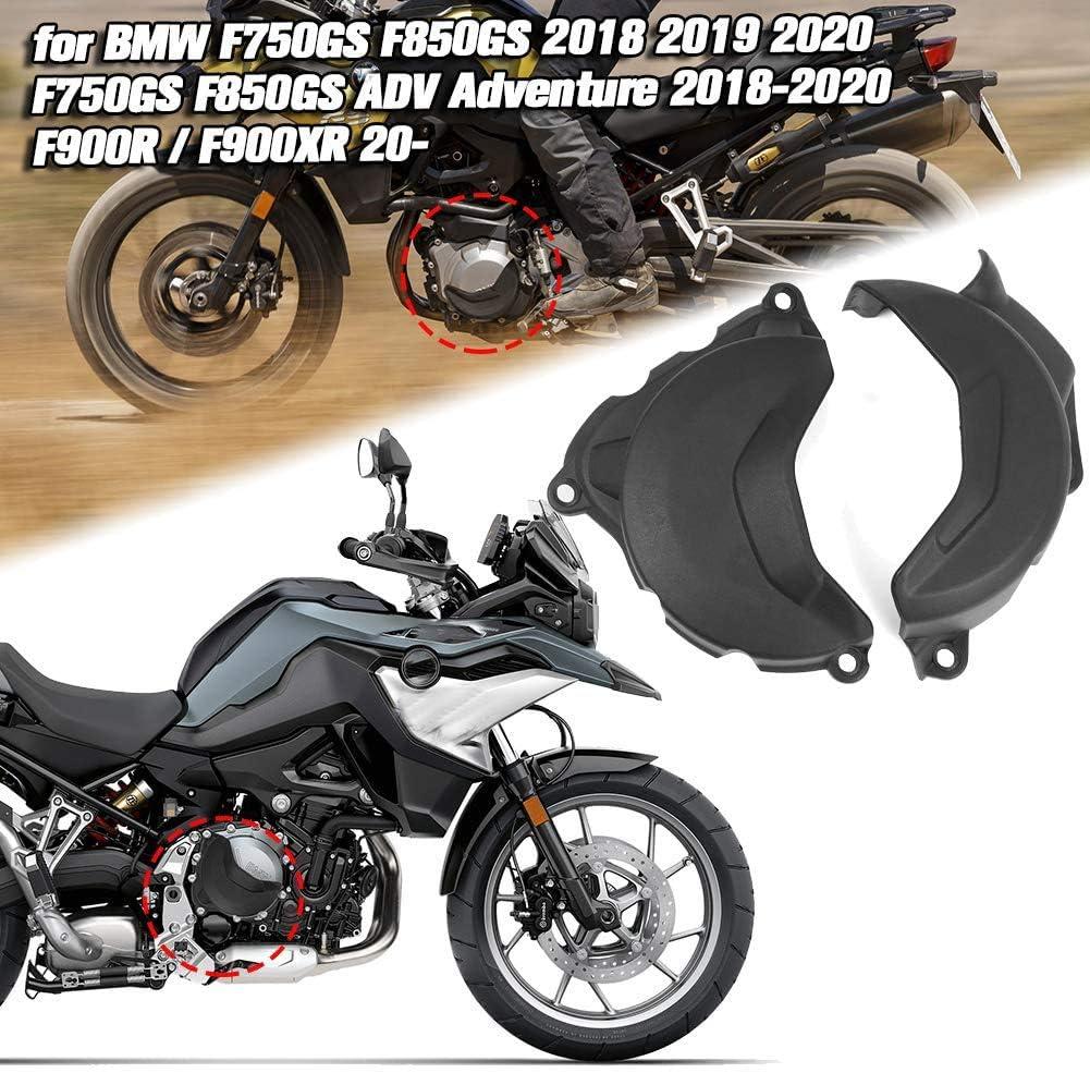 Lorababer Motorrad F750gs F850gs Motorschutz Linke Und Rechte Motorstatorabdeckung Für F 750gs F 850gs Adv F900r F900xr 2018 2019 2020 Auto