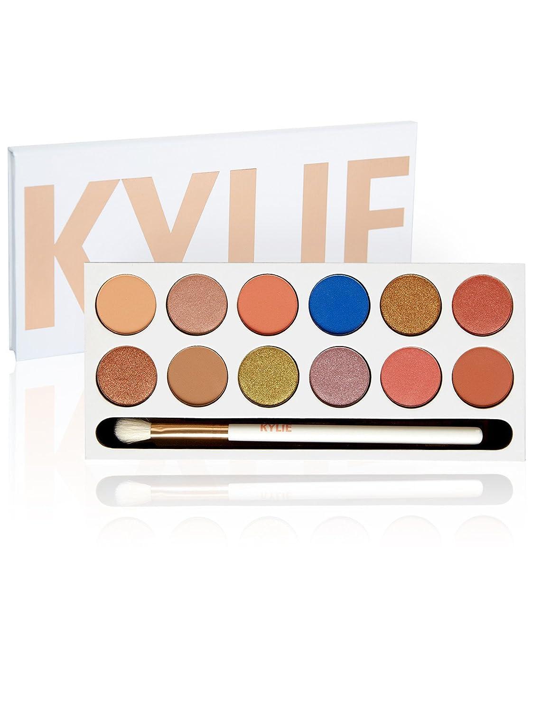 Kylie Royal peach palette Kylie Cosmetics