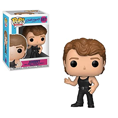 Funko Pop Movies: Dirty Dancing - Johnny Toy, Multicolor: Toys & Games