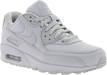 Nike Air Max 90 Essential Mens Wolf Grey Sneakers