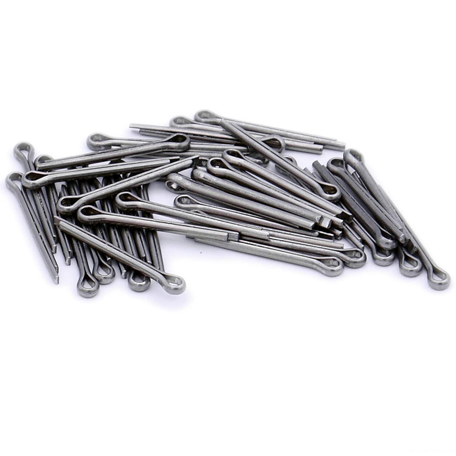 M2.5 2.5mm x 22mm A2 Stainless Steel Pack of 40 Split Cotter Pin