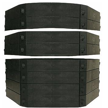 Fabricado para DEMA, KHW Ska 250 - Conjunto de ampliación para compostador rápido: Amazon.es: Jardín