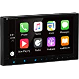 "PLANET AUDIO PCP9800 Double Din, Apple CarPlay, Bluetooth, MP3/USB (No CD/DVD) AM/FM Receiver, 6.75"" Capacitive Touchscreen"