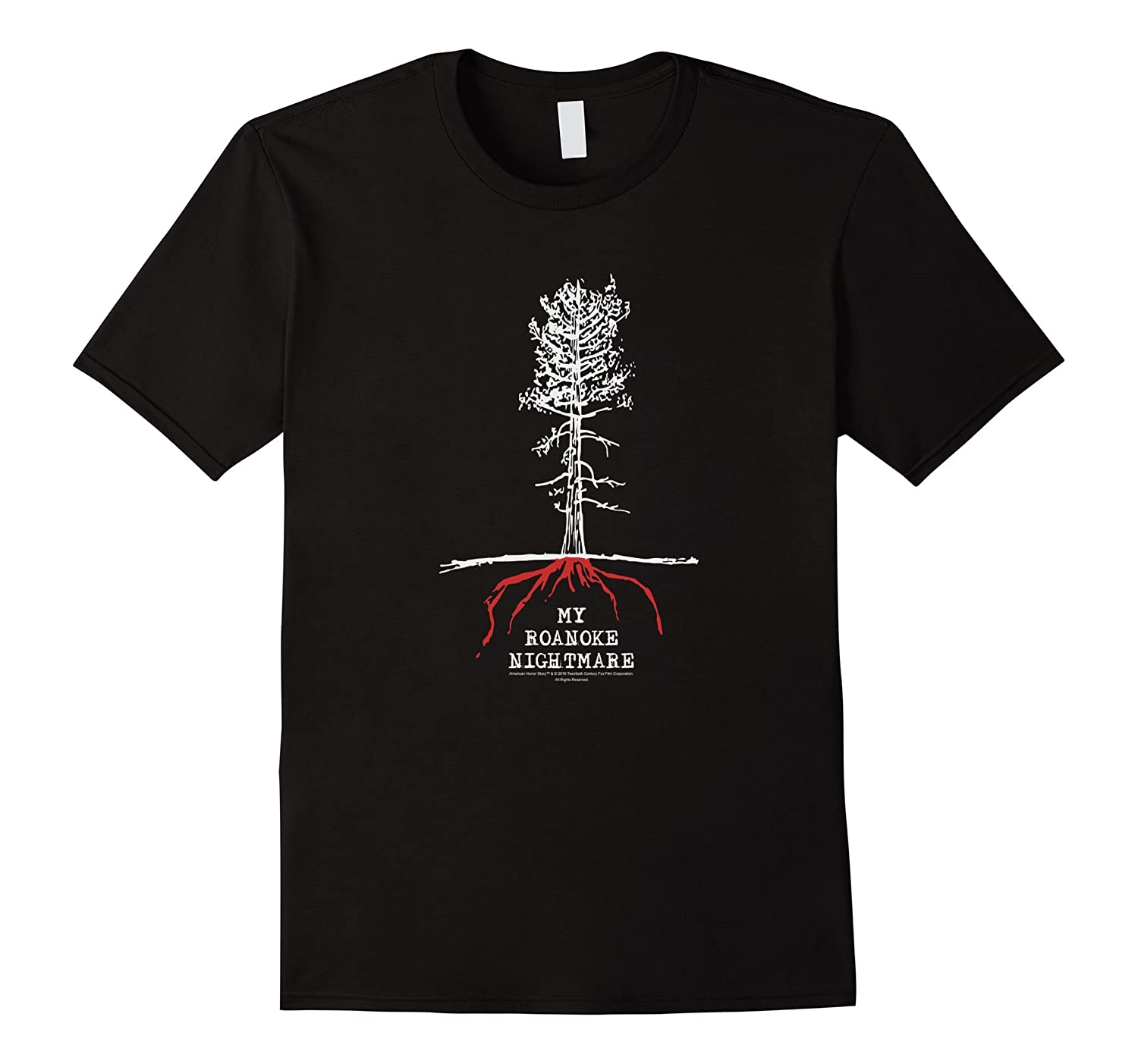 American Horror Story Roanoke Nightmare T-Shirt-Vaci