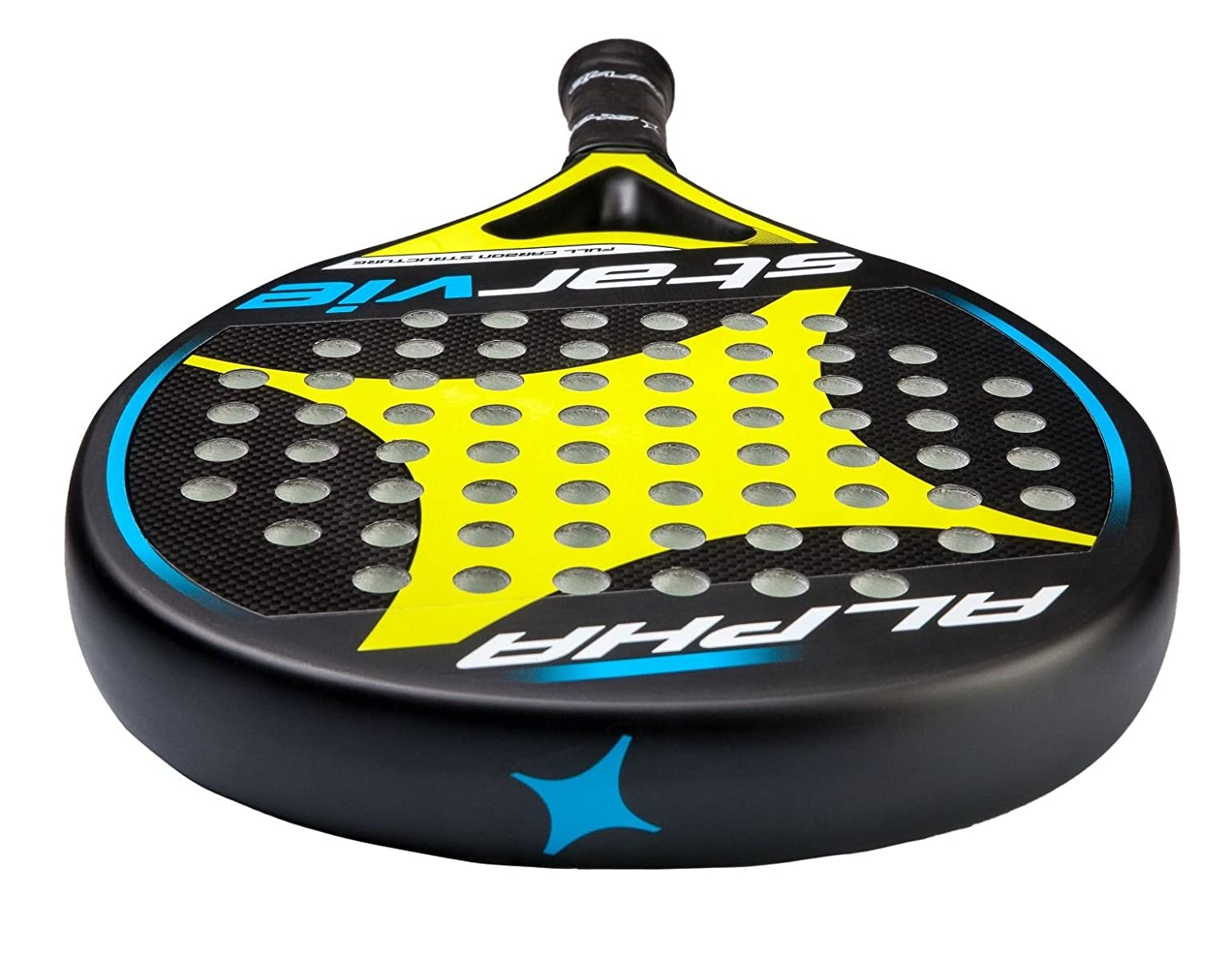 Amazon.com: Starvie Alpha New 2018 – profesional Padel y Pop ...