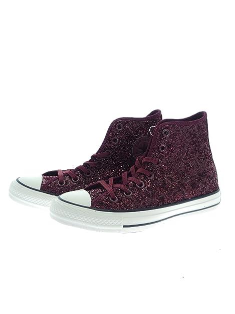 scarpe converse bordeaux donna