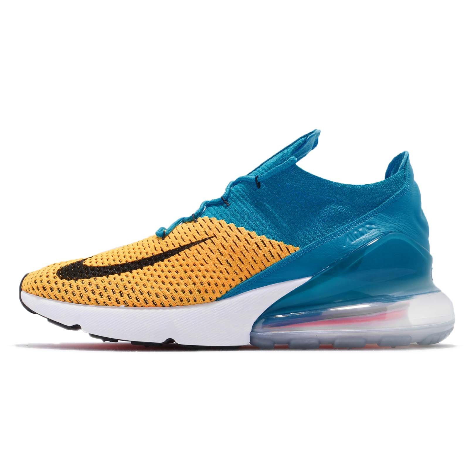 Galleon NIKE Air Max 270 Flyknit Mens Ao1023 800 Size 12.5