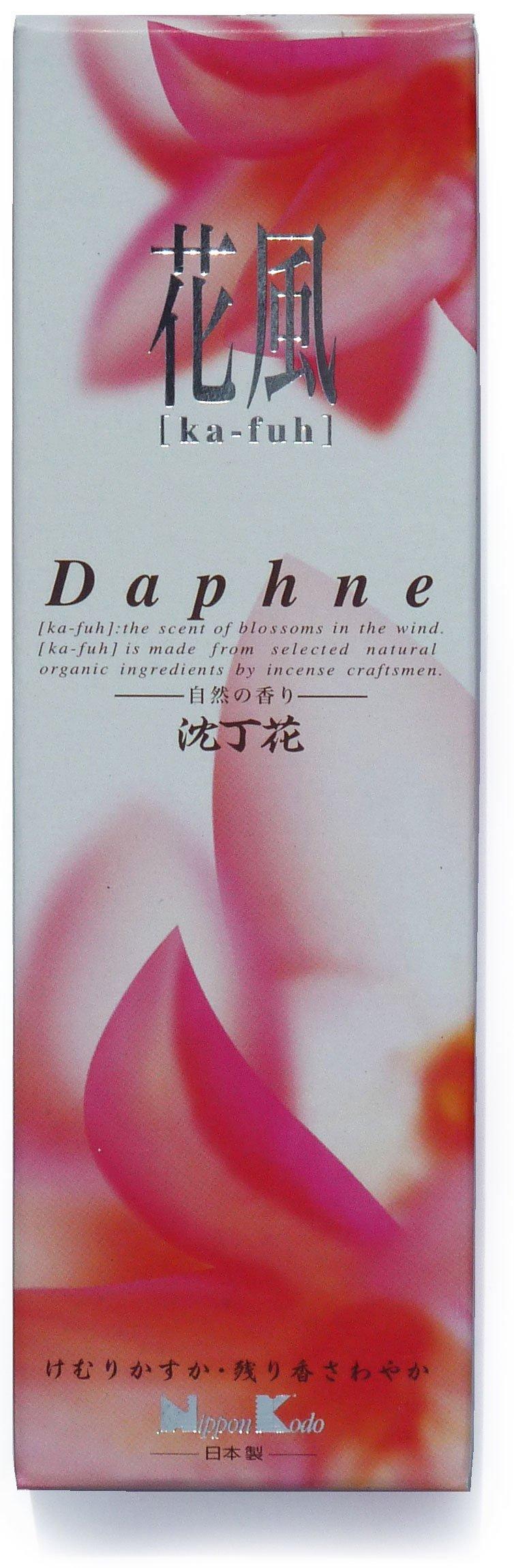 Nippon Kodo - Ka-fuh (Scents in the Wind) - Daphne 120 Sticks