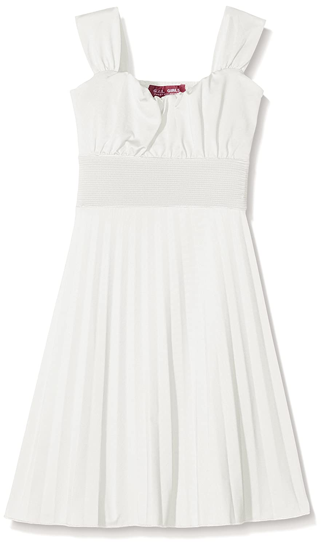 Ecru (Offblanc) 10 ans G.O.L. Jersey-Kleid, Robe Fille