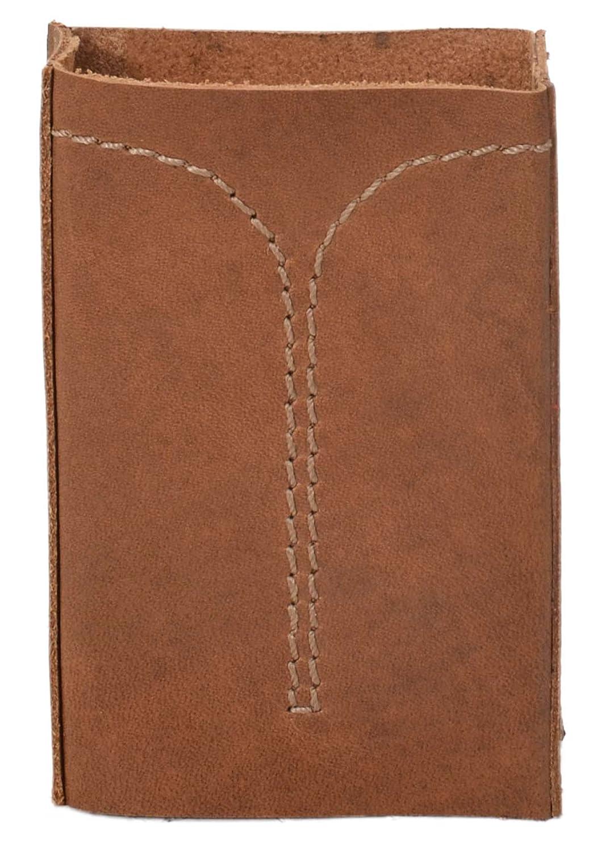 marrone marrone Gusti Leder studio Portasigarette - 2T15-22-5