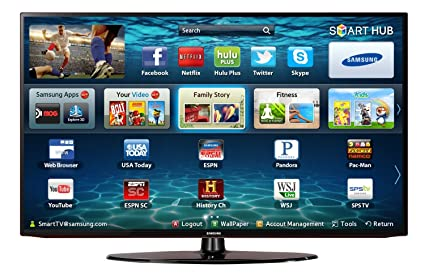 24a6cf4c327 Amazon.com  Samsung UN40EH5300 40-Inch 1080p 60Hz LED HDTV (2012 ...