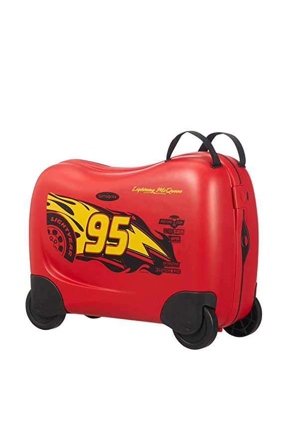 Samsonite Dream Rider Disney - Samsonite Rider Cars 3 Wheels