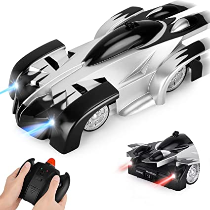 Amazon Com Gotechod Remote Control Car Rc Car Rotating Gravity