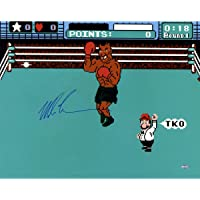Steiner Sports UFC Mike Tyson Firmado Punch out fotografía, 40,6x 50,8cm