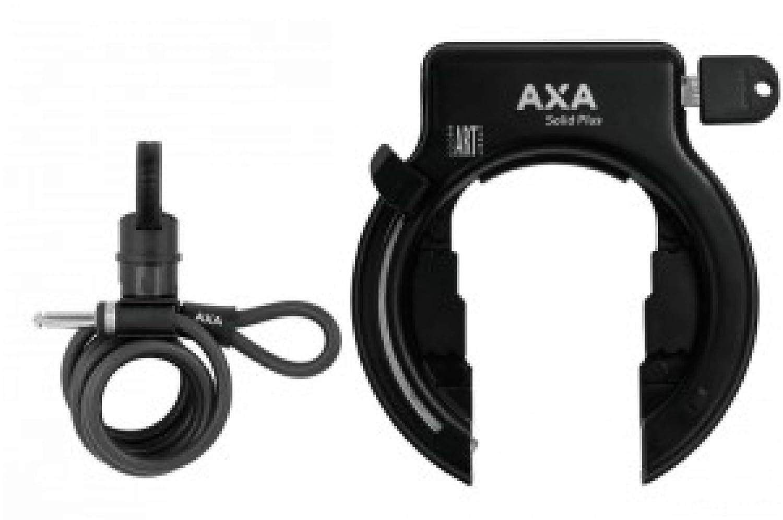 Axa Solid Plus noir Newton PL150 inclu