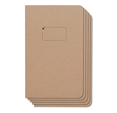 amazon com blank journal sketch books 5 unlined notebooks with