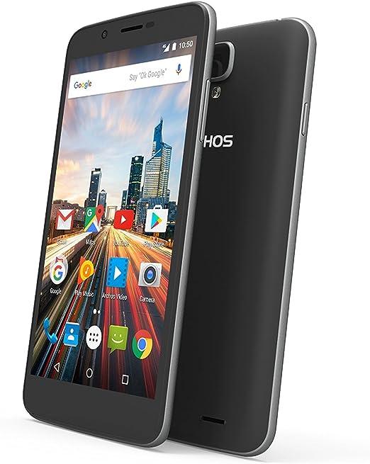 Archos Helium 55 SIM Doble 4G 16GB Gris: Archos: Amazon.es: Electrónica