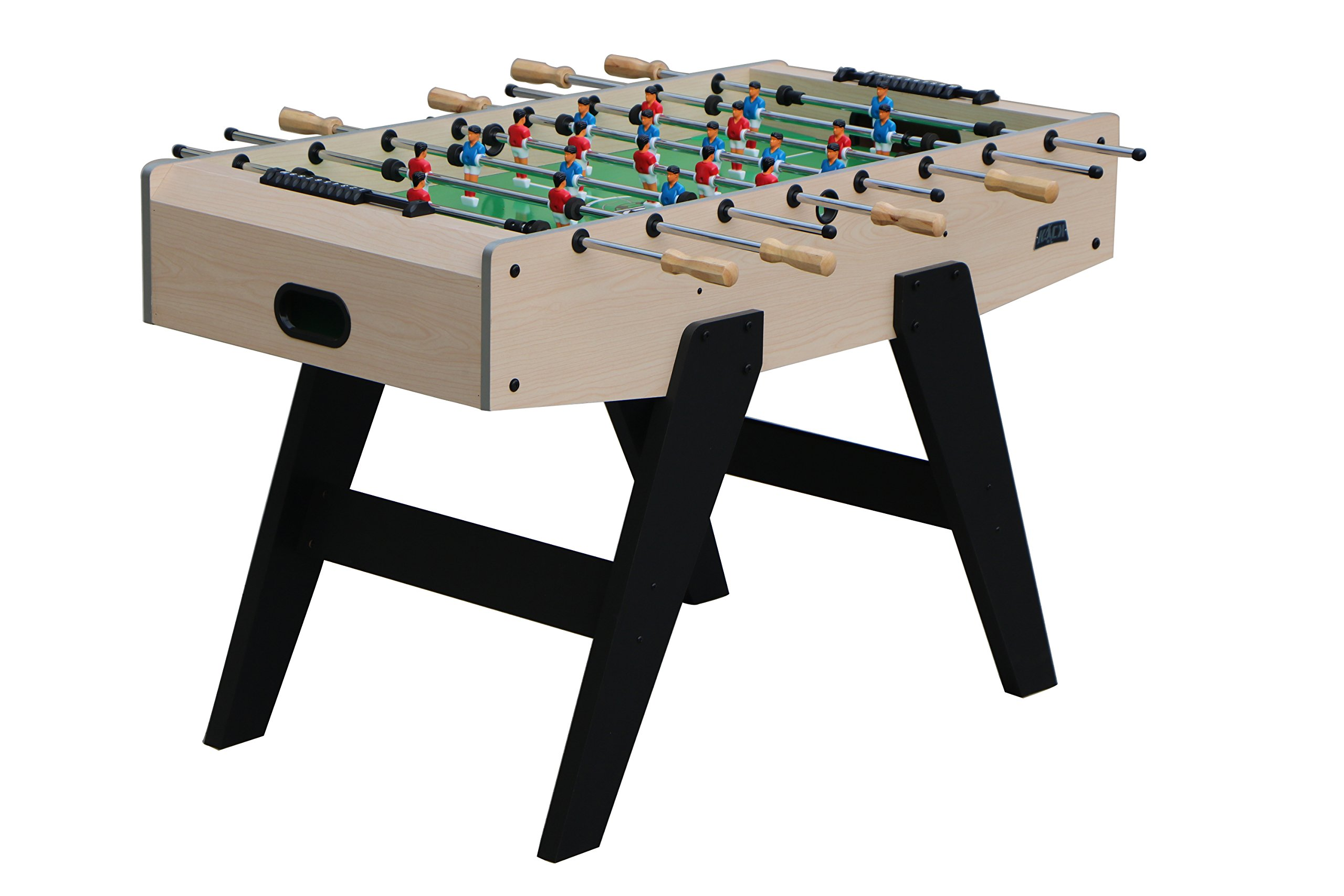 Kick Foosball Table Silver Freedom, 48 In