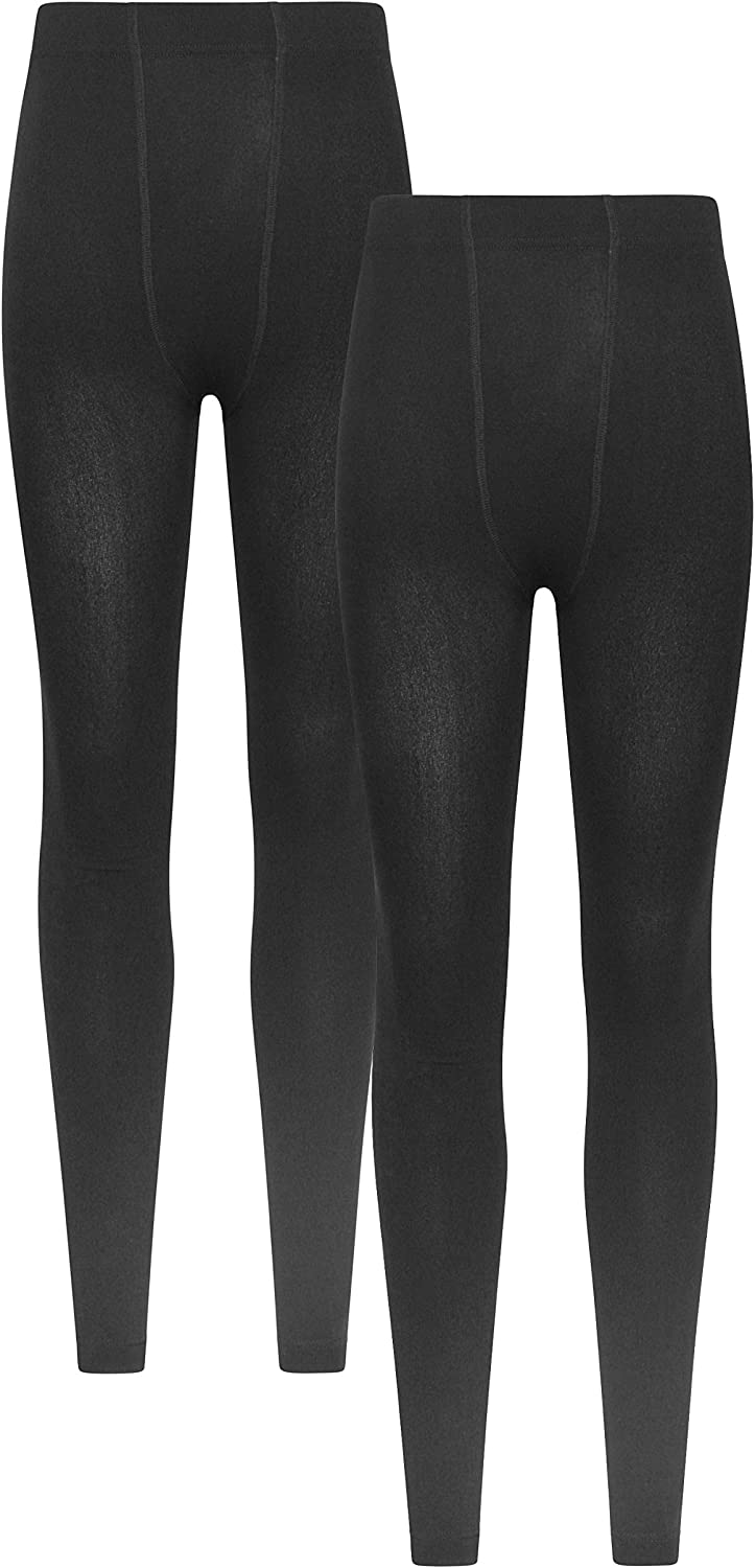 Warm Thermal Underwear Breathable Mountain Warehouse Isotherm Womens Brushed Leggings Snowboarding Best for Winter Skiing Lightweight Ladies Winter Tights
