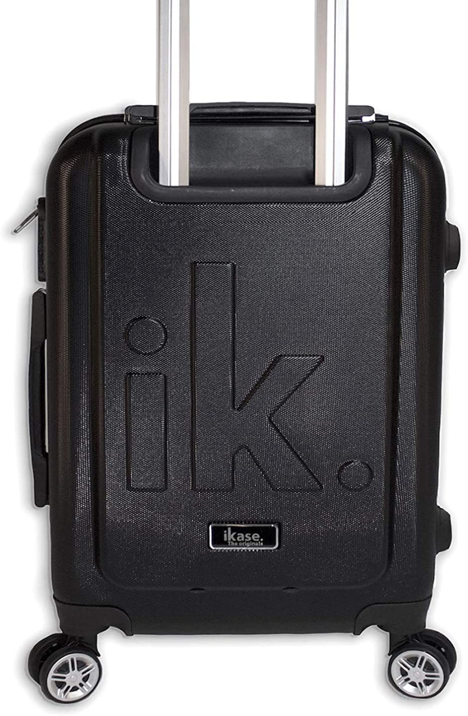 Ikase Hardside Spinner Luggage Big Ben post card by Piddix
