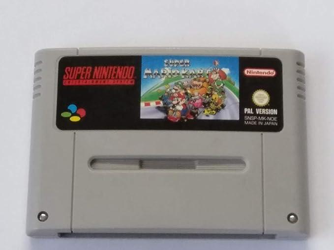 Super Mario Kart [Nintendo Super NES] [Producto Importado]: Amazon.es: Videojuegos