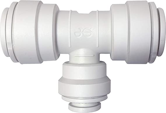 Pkg Qty 5 Pack Of 2 AIGNEP Union Tee 88230-06 3//8 Tube
