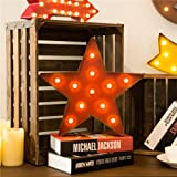 Glitzhome Marquee LED Star